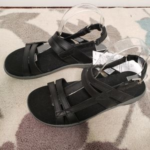 Columbia Tilly Jane Sandals Black NWT Size 7 NWT